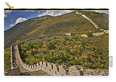 The Great Wall Of China At Mutianyu 2 Carry-all Pouch