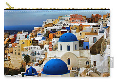 The Greek Isles-oia Carry-all Pouch