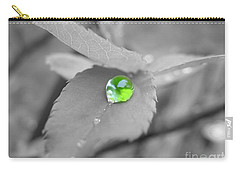The Green Pearl Carry-all Pouch by Patti Whitten