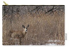 The Greeting Carry-all Pouch by Doris Potter