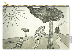 The Hands Of Time Carry-all Pouch