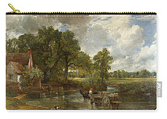 The Hay Wain Carry-all Pouch