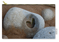 The Heart Of Omaha Beach Carry-all Pouch