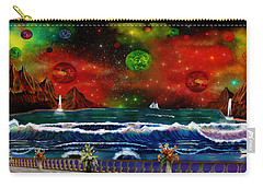 The Heavens Carry-all Pouch by Michael Rucker