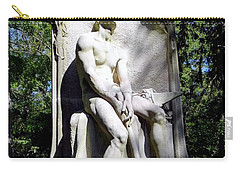 The Henry Villard Memorial Carry-all Pouch by Ed Weidman