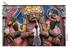 The Hindu God Shiva Carry-all Pouch