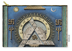 The Hindu Tantra Carry-all Pouch by Kiran Joshi