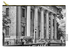 Carry-all Pouch featuring the photograph The Hippodrome Theatre by Howard Salmon