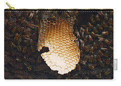 The Hive  Carry-all Pouch by Shawn Marlow
