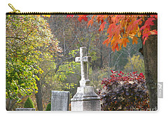 The Holy Cross Carry-all Pouch