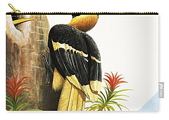 The Hornbill Carry-all Pouch
