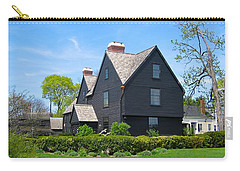 The House Of The Seven Gables Carry-all Pouch