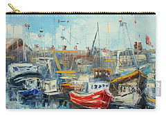 The Howth Harbour Carry-all Pouch