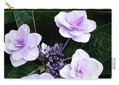 The Hydrangea  Carry-all Pouch