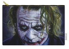 The Joker Carry-all Pouch