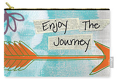 Traveler Mixed Media Carry-All Pouches