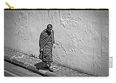 Carry-all Pouch featuring the photograph The Journey  by Lucinda Walter