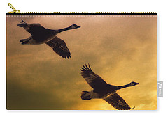 The Journey South Carry-all Pouch by Bob Orsillo