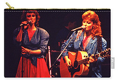 Carry-all Pouch featuring the photograph The Judds by Mike Martin