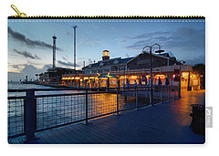 The Kemah Boardwalk Carry-all Pouch by Linda Unger
