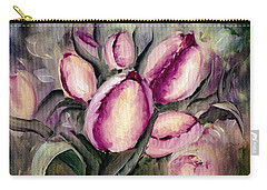 The Kings Tulips Carry-all Pouch