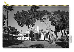 The Kingsley Plantation Carry-all Pouch by Lynn Palmer