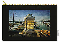 The Lamp At Embarcadero  Carry-all Pouch