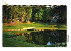 Golf At The Landing #3 In Reynolds Plantation On Lake Oconee Ga Carry-all Pouch