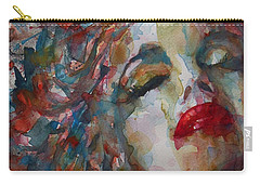 The Last Chapter Carry-all Pouch by Paul Lovering