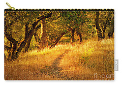 The Late Afternoon Walk Carry-all Pouch