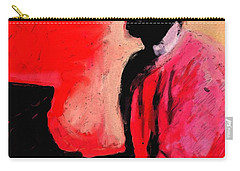 The Late Great Marvin Gaye Carry-all Pouch