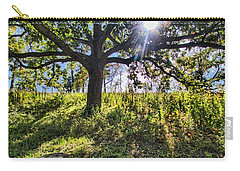 The Learning Tree Carry-all Pouch by Daniel Sheldon
