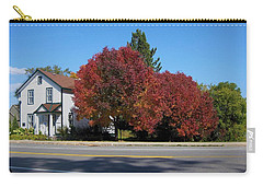 The Library Across The Street Carry-all Pouch