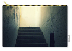 The Light At The Top Of The Stairs Carry-all Pouch