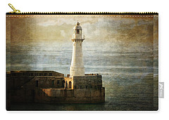 The Lighthouse Carry-all Pouch by Lucinda Walter