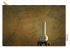 The Lighthouse - Port Washington Carry-all Pouch by Mary Machare