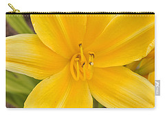 Carry-all Pouch featuring the photograph The Lily From Kentucky by Verana Stark