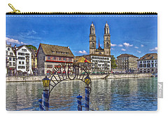 The Limmat City Carry-all Pouch