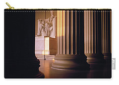 The Lincoln Memorial In The Morning Carry-all Pouch