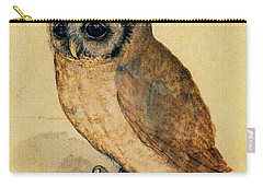 The Little Owl Carry-all Pouch