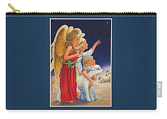 The Little Shepherd Boy Carry-all Pouch