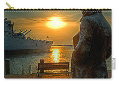 The Lone Sailor Carry-all Pouch