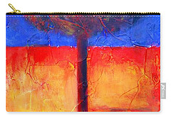 The Lonely Tree In Autumn Carry-all Pouch