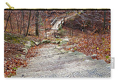 The Long Lonely Trail... Carry-all Pouch by Tim Fillingim