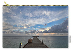 The Long Walk Carry-all Pouch by HH Photography of Florida
