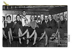 The Lucky Bartender Carry-all Pouch by Jon Neidert