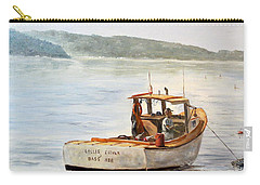 Carry-all Pouch featuring the painting The Lyllis Esther by Lee Piper