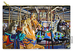 The Magical Machine - Carousel Carry-all Pouch