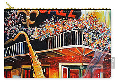 The Maison Bourbon New Orleans Carry-all Pouch