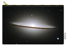 The Majestic Sombrero Galaxy Carry-all Pouch